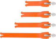 Orange Buckle Strap For KTM / Alpinestars Tech 10 Boot