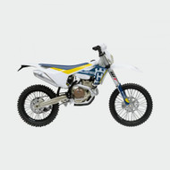 Husqvarna FE 350 - 2018 Model Toy 1:12 Scale