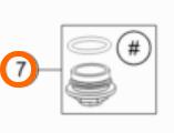 SCREW PLUG CPL. (55431699000)
