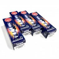4 Pack - Iridium Spark Plugs CR8HIX