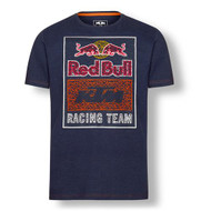 RB KTM RACING TEAM GRAPHIC TEE NAVY (3RB19000100X)
