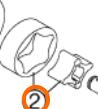 OILPUMP ROTOR CPL. 10MM G-73R (59038011010)