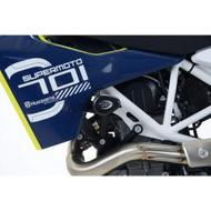 Crash Protectors - Aero Style for Husqvarna 701 Enduro/Supermoto '16- & KTM SMC-R 690 '19- (CP0404)