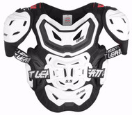 LEATT Chest Protector 5.5 Pro HD White (501410110X)
