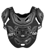LEATT Chest Protector 5.5 HD Black (501410111X)
