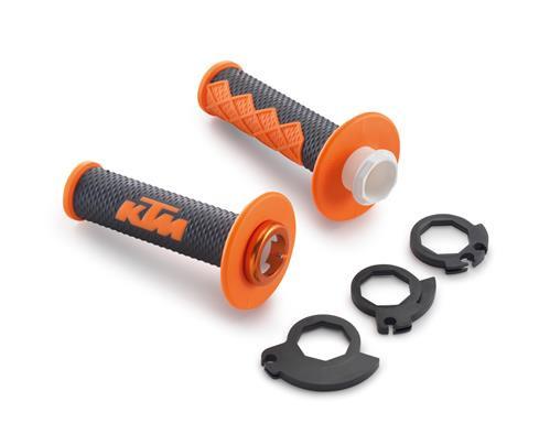 KTM Lock-on grip set (78102924000)