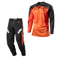 KTM Pounce Shirt & Pants Set - Orange (POUNCESET-OR)