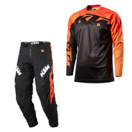 KTM Pounce Shirt & Pants Set - Black (POUNCESET-BK)