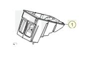 AIR FILTER HOUSING LOWER PART (60306001200)
