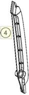 GUIDE RAIL (79236001000)