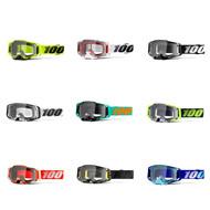 100% Armega Goggle Clear Lens 2020 (50700-XXX-02)