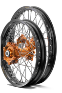 Talon Adventure Wheels SET Pro Billet Orange/Black (TW001)