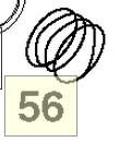 SPRING 1,4MM               '98 (50333056000)