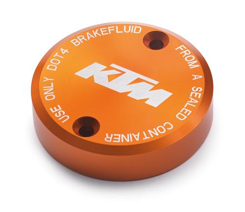 KTM Brake fluid reservoir cover (61313909000)