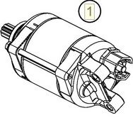 E-STARTER CPL. 0,5KW (79440001000)