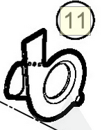 SEAL WITH CARRIER PLATE (79435053000)