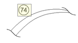 RIM BAND 85 SX 17''        2003 (47009073000)