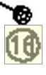 NUT REAR SPROCKET 05 | 05 (61010057000) (61010057000)