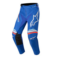 ALPINESTARS 2020 YOUTH RACER BRAAP PANTS BLUE/OFF WHITE (A3741420725026)