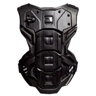 RXR Adult Bullet Inflatable Body Armour Protector Black - Back