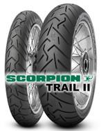 "Pirelli Scorpion Trail II 17"" Rear Tyre | 170/60/17 - Enduro Street (TYR001)"