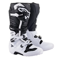 Alpinestars Tech 7 Boots | Black/White (A120142109)