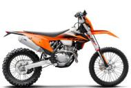 KTM 350 EXC-F 2020 MODEL BIKE (3PW210035800)
