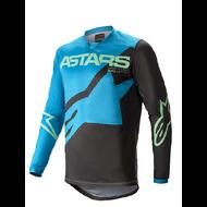 Alpinestars Racer Braap Jersey Ocean Blue/Mint (A37614217116X)