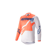 Alpinestars Racer Braap Jersey Orange/Light Gray/Dark Blue (A37614214177X)
