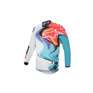 Alpinestars Racer Flagship Jersey Off White/Multicolour (A37613211152X)