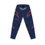 Alpinestars 2021 Youth Racer Braap Pants Dark Blue/Bright Red (A37414217323XX)