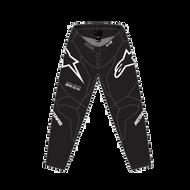 Alpinestars 2021 Youth Racer Braap Pants Black/White (A374142112XX)
