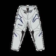 Alpinestars 2021 Youth Racer Braap Pants Grey/Blue (A37414219177XX)