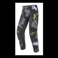 Alpinestars Racer Tactical Pants Grey Camo/Fluo Yellow (A37212219155XX)