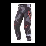 Alpinestars Racer Tactical Pants Grey Camo/Fluo Red (A37212219133XX)