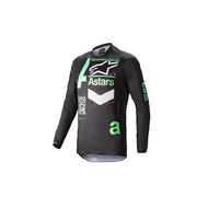 Alpinestars 2021 Fluid Chaser Jersey Black/Mint