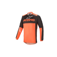Alpinestars Fluid Tripple Jersey Black/Orange (A376252114X)