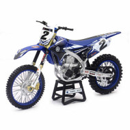 Cooper Webb Yamaha YZF 450 1:12 Scale Toy No 2
