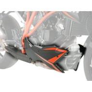 Puig Belly Pan | Carbon Look | KTM 1290 Superduke GT 2014> (M7573C)