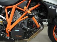 RDmoto Engine Guards | Orange | KTM 1290 SuperDuke R 2014>2018 (CF82O)