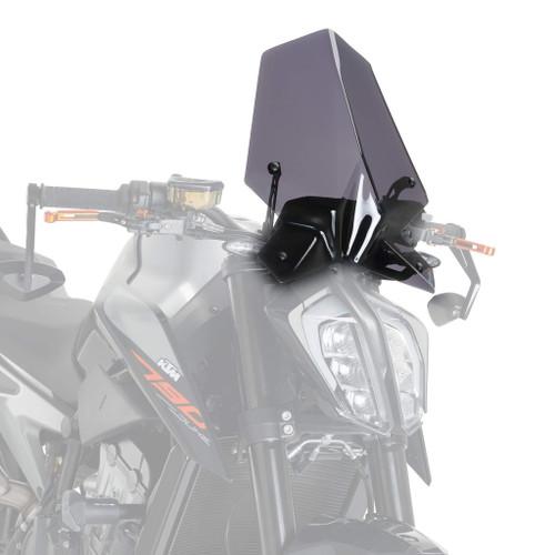 Puig Sport Screen | Dark Smoke | KTM 790 Duke 2018> (M9668F)