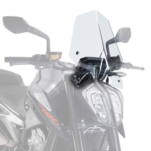 Puig Sport Screen | Clear | KTM 790 Duke 2018> (M9668W)