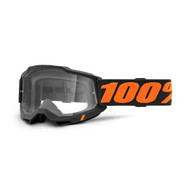 100% Accuri 2 Goggles Clear Lens (50221-101-)