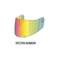 X-Spirit III 3D Visor Spectra Rainbow (3PW1819400/01)