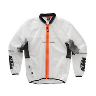 KTM Transparent Rain Jacket (3PW21003120X)