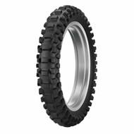 "Dunlop Geomax MX33 18"" Rear Tyre   120/100-18 - Sand/Mud/Intermediate (DGMX33-110/100-18)"