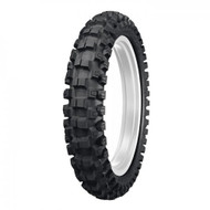"Dunlop Geomax MX52 / MX53 18"" Rear Tyre | 100/100-18 - Intermediate (DGMX52-100/100-18)"