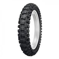 "Dunlop Geomax MX52 / MX53 19"" Rear Tyre - 110/90-19 - Intermediate (DGMX52-110/90-19)"