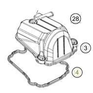 gasket valve cover (79536053000)