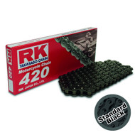 RK Standard MX Chain 420SB x 130 Links - Great Price!